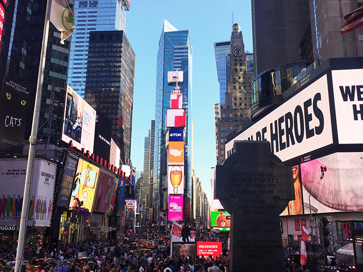 1 Times Square